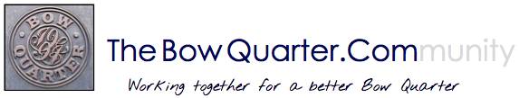 Bow Quarter Community Website